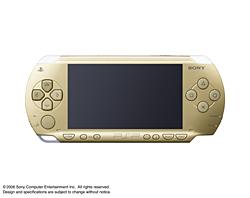 Gold PSP