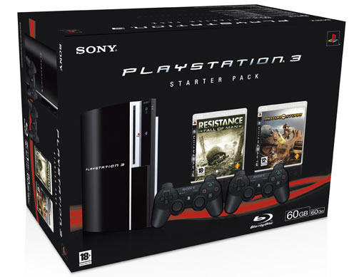 PS3 Starter Pack