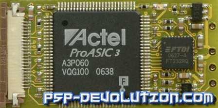 PSP Devolution - New PSP Modchip