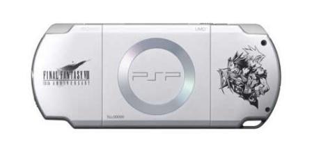 Crisis Core PSP