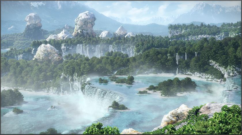E3 2009 Final Fantasy XIV Announced