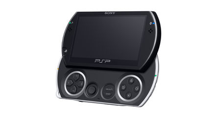PSPgo Piano Black