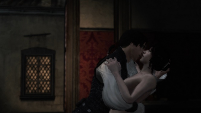 What is the sexual content in assassins creed 2 - Answers