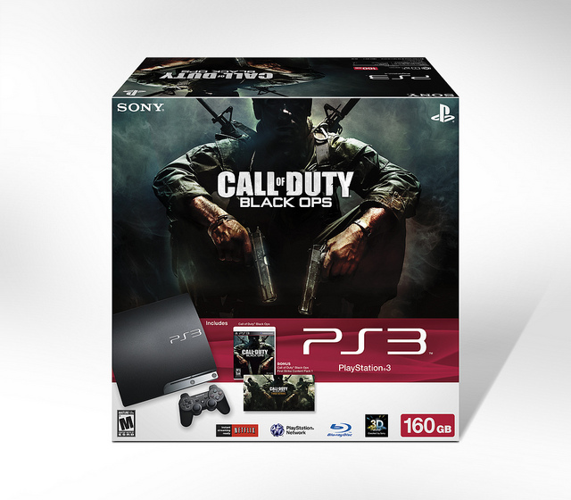 Limited Edition PlayStation 3 Call of Duty: Black Ops Bundle