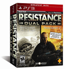 Resistance - Dual Pack