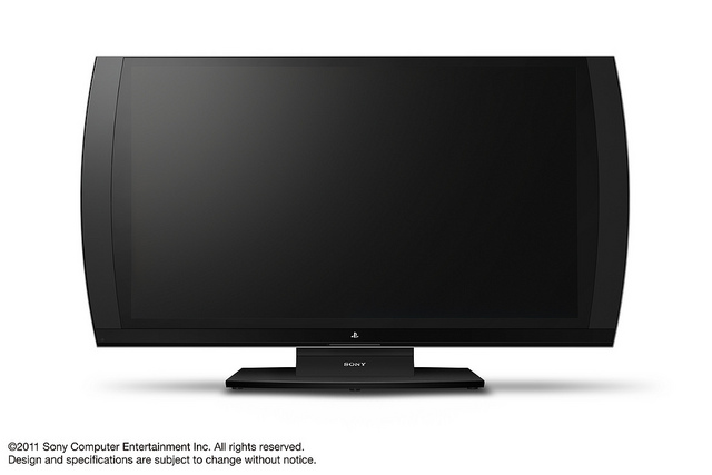 "PlayStation 24"" LCD 1080p 3DTV"