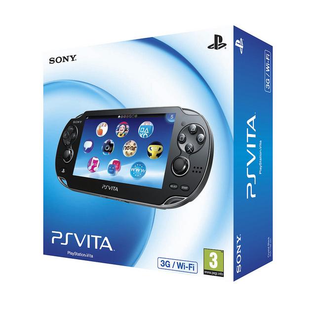 PSVita - Packaging