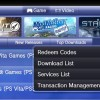 PS Vita Download List