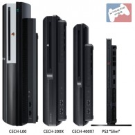 PS3 Super Slim Mockup