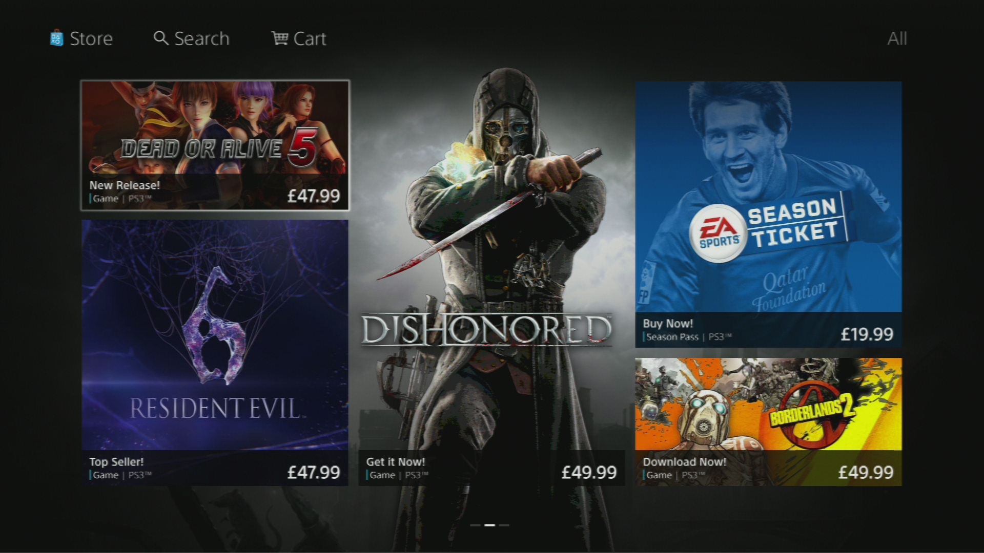 New PlayStation Store Is Now Live   XTREME PS3
