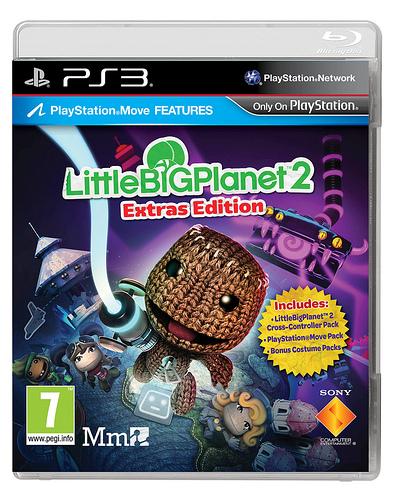 LBP2 Extras Edition