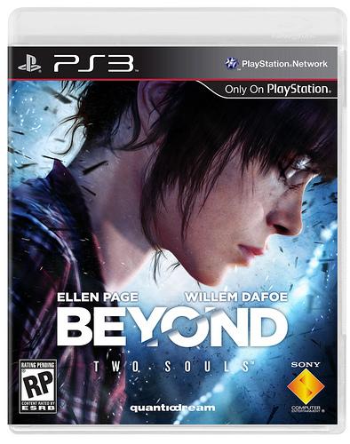 Beyond - Two Souls - Boxart