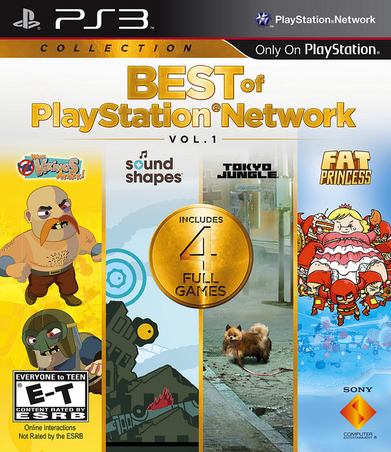 Best of PSN - Vol 1