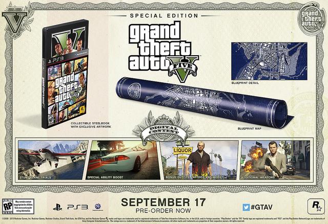 GTA V - Special Edition