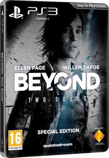 Beyond - Two Souls Special Edition Box Art
