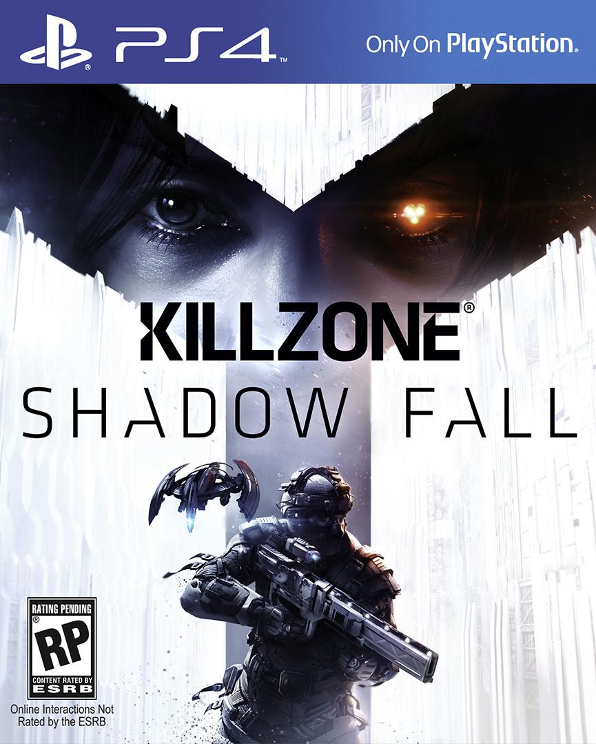 Killzone - Shadow Fall Box Art