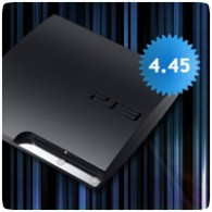 PS3 Firmware 4.45