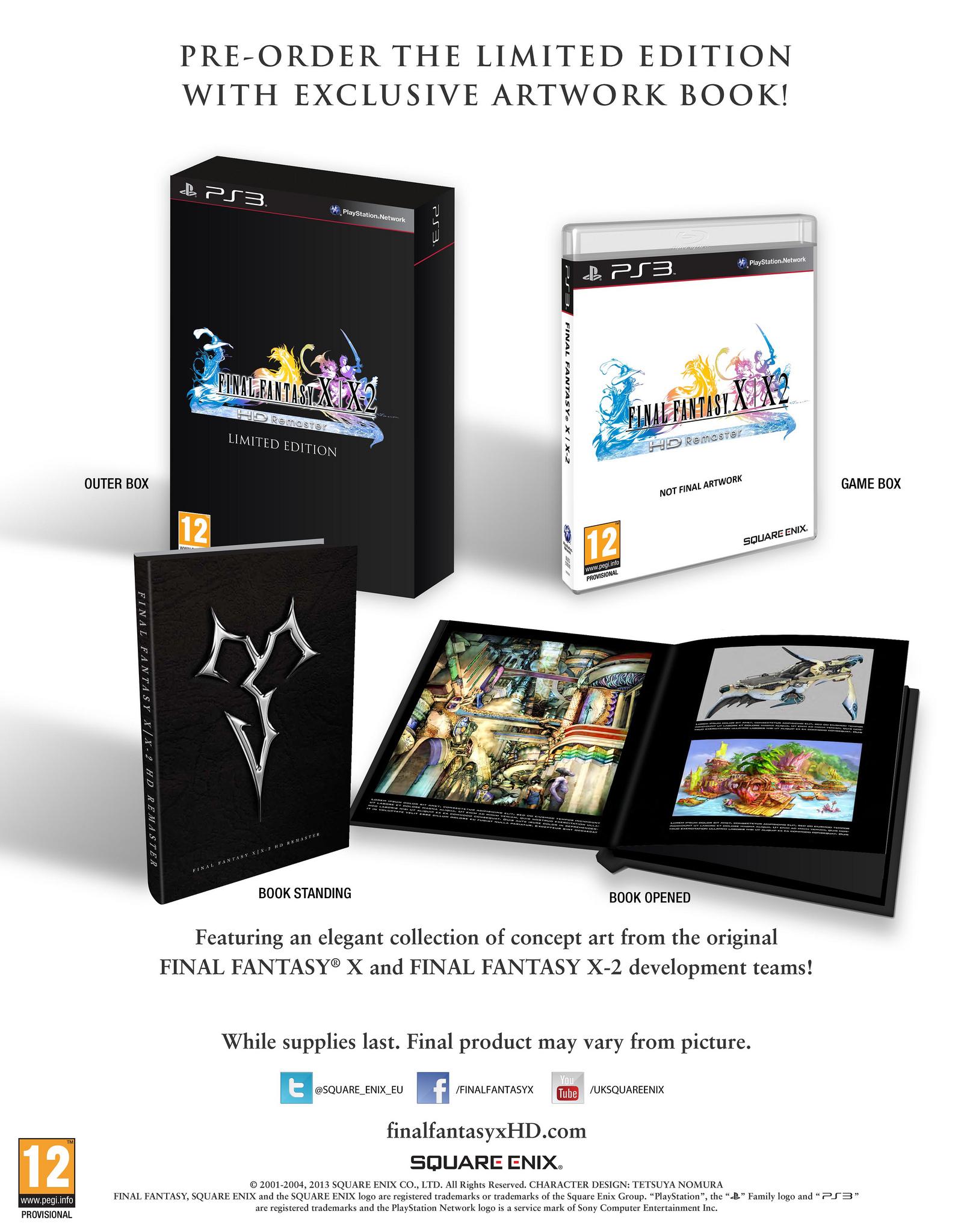 FFX-X2-Special-Edition