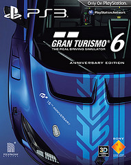 GT6 Anniversary Edition