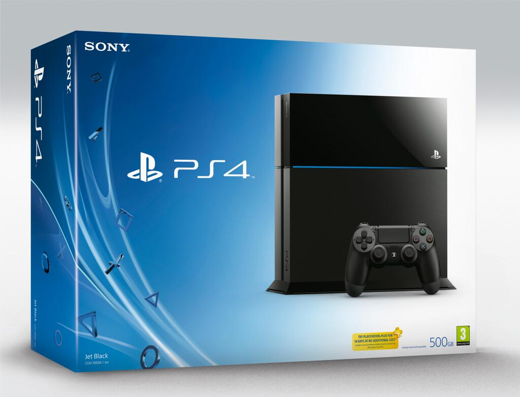 PS4 and Accessory Retail Boxes Revealed   XTREME PS3