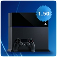 PS4 Firmware 1.50