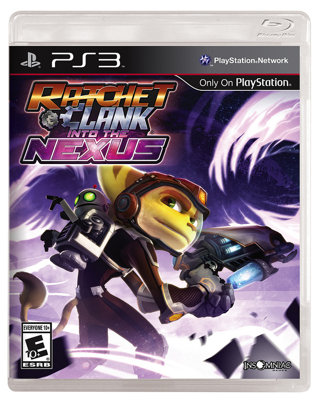 Ratchet & Clank Nexus Box Art