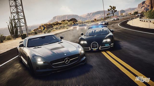 NFS Rivals PS4