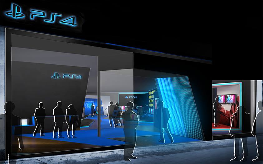 PS4 Lounge