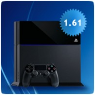PS4 Firmware 1.61