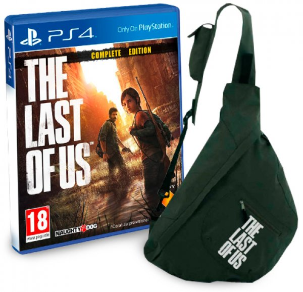 Last of Us Complete Edition