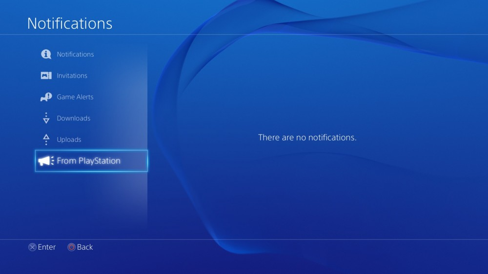 PS4 Firmware v1.70 - From PlayStation