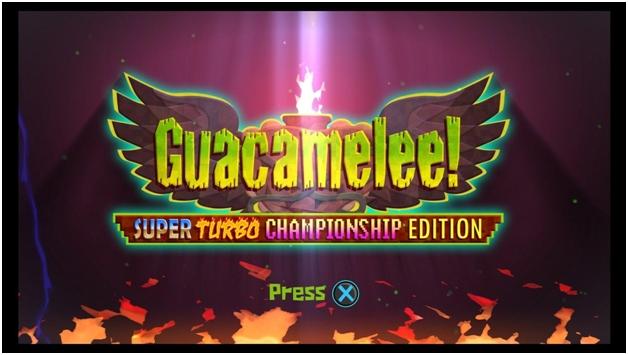 Guacamelee! PS4