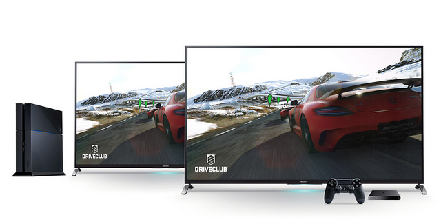 PS TV and DriveClub