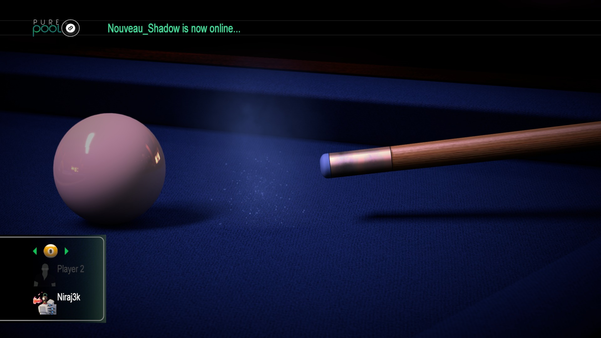 Pure Pool - Winning Shot