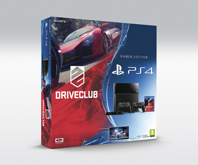 DriveClub Gamer Edition