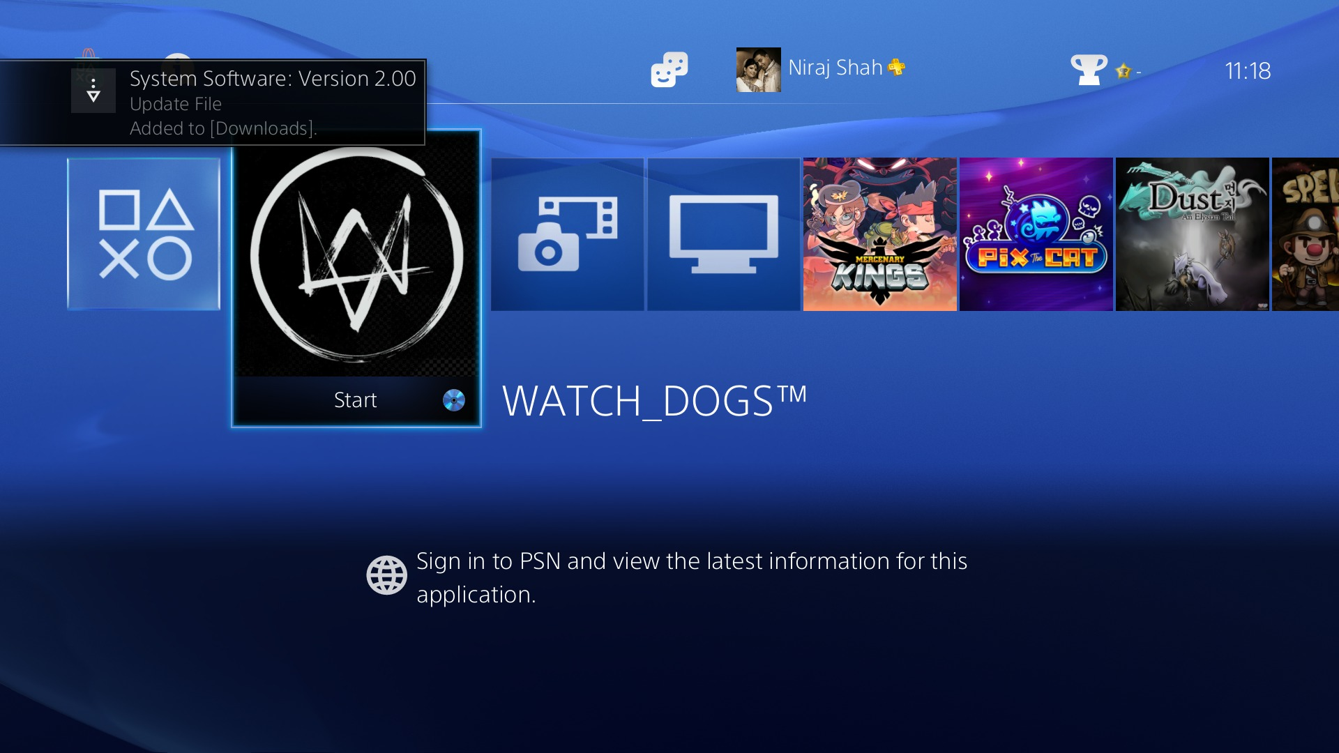 How to put music from usb to ps4