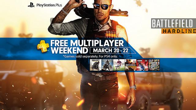 PSN-Multiplayer-Weekend