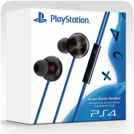 PS4-In-Ear-Headset