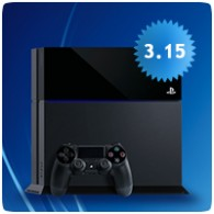 PS4 Firmware 3.15