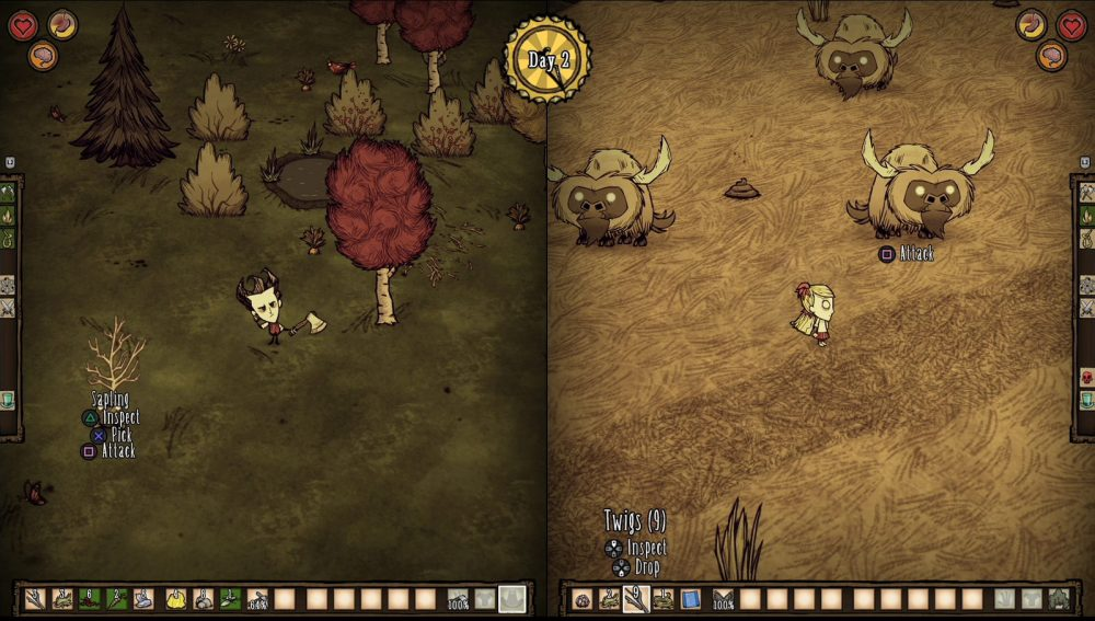 Don't Starve Together Co-Op